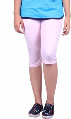 KAILY Women's Pink Capri