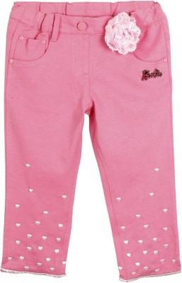 Barbie Girl's Pink Capri
