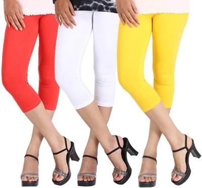 LGRL Women's Multicolor Capri