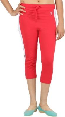 Download Apparel Women's Red, White Capri