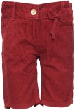 Tales & Stories Capri For Girls Solid (M...