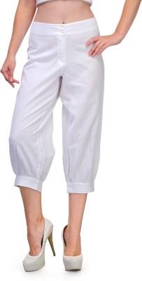 Tops and Tunics Women's Linen Capri