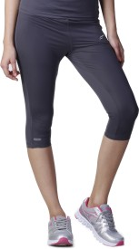 Flingr Women's Grey Capri