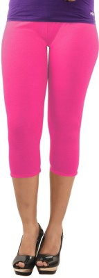 Dollar Missy Fasion Women's Pink Capri