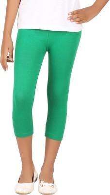 BELONAS Girl's Green Capri