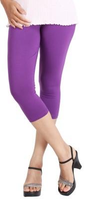 Robinhood Women's Purple Capri