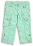 Lilliput Capri For Girls Solid Cotton (G...