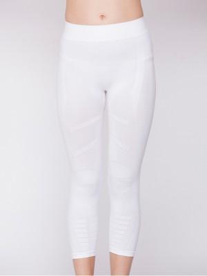 Channel Nine Fashion Women's White Capri