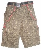 Fourgee Capri For Boys Self Design Cotto...