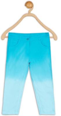 612 League Girl's Blue Capri