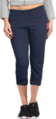 London Eye Women's Dark Blue Capri