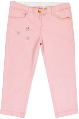 Aristot Girl's Pink Capri