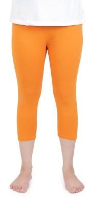 Vami Women's Orange Capri