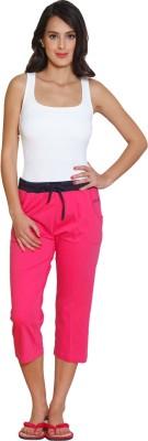 Sweet Dreams Women's Pink Capri