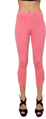 Westwood Women's Pink Capri