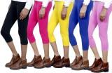 IndiWeaves Women's Black, Pink, Yellow, ...