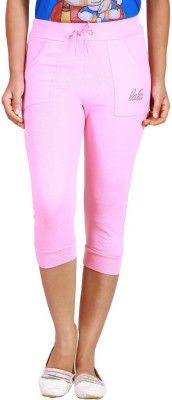 LWW Women's Pink Capri
