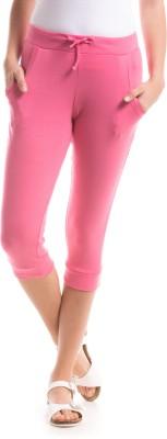 Prym Fashion Women's Pink Capri