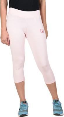 Onesport Women's Pink Capri