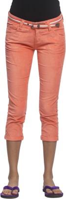 Ixia Women's Orange Capri
