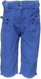 Tales & Stories Capri For Girls Solid (B...