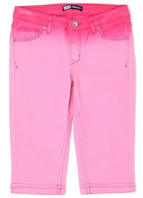 Levi's Girl's Denim Capri