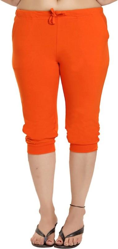 Vestonice Women's Orange Capri