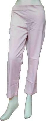 Miraaya Chemistry Women's Pink Capri