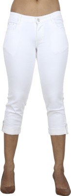 Sequeira Women's White Capri