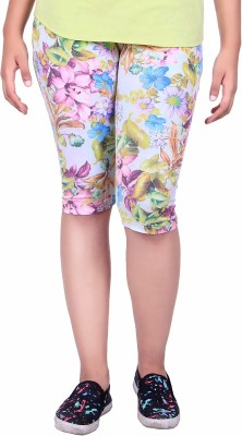 Kally Women's Multicolor Capri