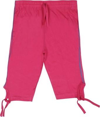 Jazzup Jogger Girl's Pink Capri