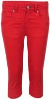Gini & Jony Capri For Girls best price on Flipkart @ Rs. 779