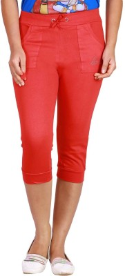 LWW Women's Red Capri