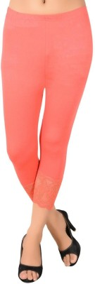 You Forever Women's Pink Capri