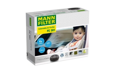 MANN FILTER FC301 FC 301 Frecious Care Air Purifier(Pack of 1)