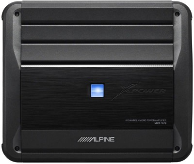 Alpine Mrx-V70 Mono Class D Car Amplifier