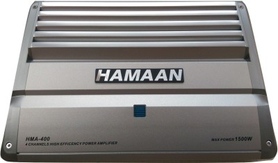 Hamaan HMS 400 Multi Class D Car Amplifier