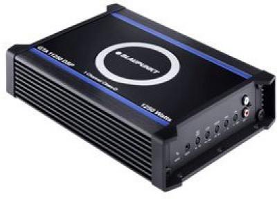 Blaupunkt Gta 11250 Dsp Mono Class D Car Amplifier