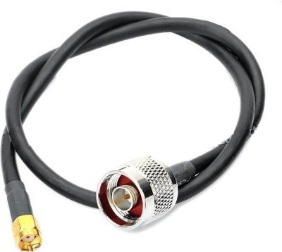 RF Connector House RP SMA M To N Male Car Antenna Cable