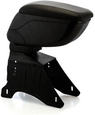 Auto Pearl BARM120 - Maruti Suzuki Alto 800 - Premium Quality Black Console Box Car Armrest Pad Cushion