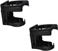 Speedwav Foldable Car Drink/Can/Bottle Holder Set Of 2 BLACK-Toyota Qualis Car Bottle Holder best price on Flipkart @ Rs. 406