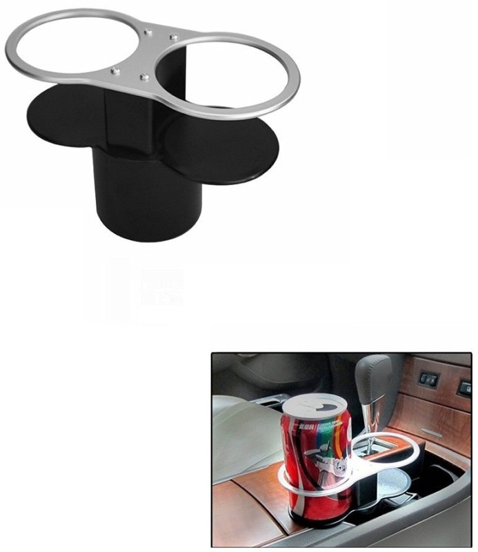AutoStark Car 1x2 Dual Cup Drink Holder For Renault Pulse Car Bottle Holder best price on Flipkart @ Rs. 599
