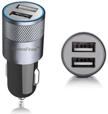 WirelessFinest-3.1A-Dual-USB-Car-Charger
