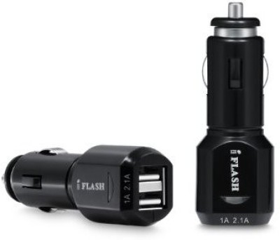 Iflash 1.0 amp, 2.1 amp Car Charger