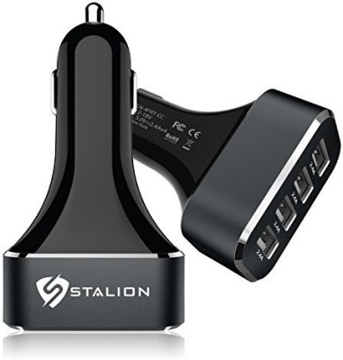 Stalion-4-Port-USB-Car-Charger