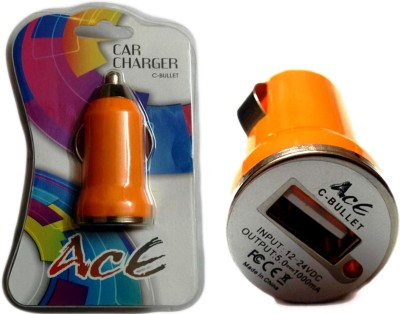 Ace 1.0 amp Car Charger