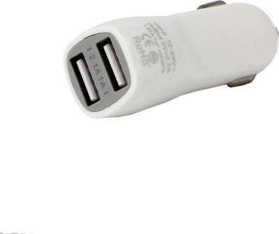 LAZYBUGGY 2.1 amp, 1.0 amp Car Charger