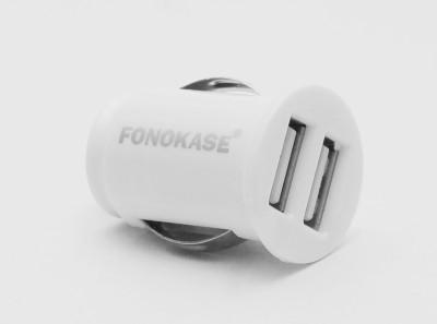 Fonokase 2.1 amp Car Charger