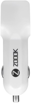 Zoook 1.0 amp Car Charger