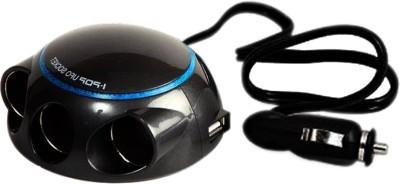 AutoKraftZ 0.5 amp Car Charger(Black)